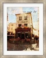 Le Consulat Fine Art Print