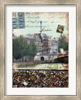 Locks Of Love Fine Art Print