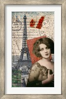 Paris Memento Fine Art Print