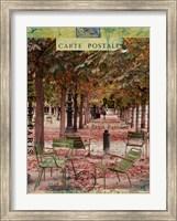 Tuileries Fine Art Print