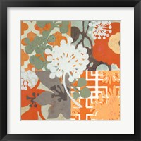 Ginger Blossom I Fine Art Print