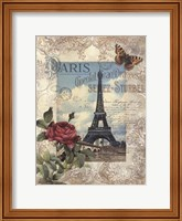 Eternal Paris Fine Art Print
