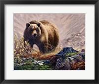 Beary Delight Fine Art Print