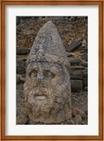 Head Statues, Mount Nemrut, Turkey Fine Art Print