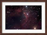 The Cave Nebula Fine Art Print