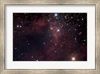 The Cave Nebula Fine Art Print