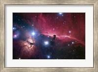 The Horsehead Nebula Fine Art Print