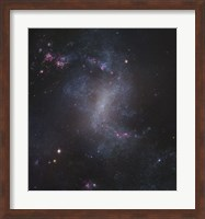 Starburst Galaxy Fine Art Print