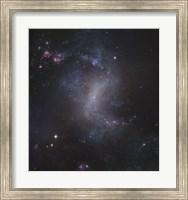 Starburst Galaxy Fine Art Print