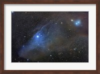 Reflection complex in Scorpius Fine Art Print