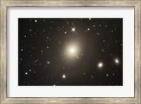 Elliptical Galaxy Messier 87 Fine Art Print