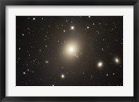 Elliptical Galaxy Messier 87 Fine Art Print