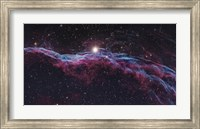 Veil Supernova Remnant Fine Art Print