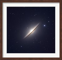 The Sombrero Galaxy Fine Art Print