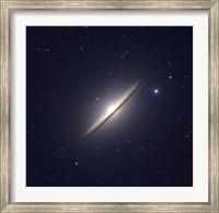 The Sombrero Galaxy Fine Art Print