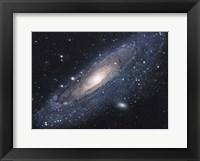 The Andromeda Galaxy (close up) Fine Art Print
