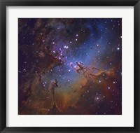 Eagle Nebula in Serpens Fine Art Print