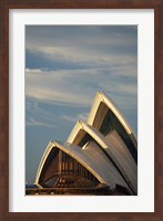 Australia, Sydney, Early Light on Sydney Opera House Fine Art Print