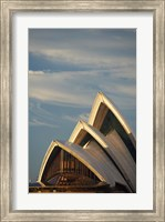 Australia, Sydney, Early Light on Sydney Opera House Fine Art Print