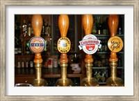 Bar, Careys Bay Hotel, Careys Bay, Port Chalmers, Dunedin, New Zealand Fine Art Print