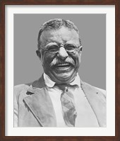 Theodore Roosevelt Smiling Fine Art Print