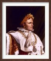 Napoleon Bonaparte (side profile) Fine Art Print