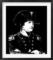 Napoleon Bonaparte in uniform Fine Art Print