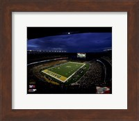McLane Stadium Baylor University Bears 2014 Fine Art Print