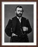 General Ulysses S Grant (standing portrait) Fine Art Print