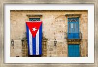 Plaza de la Catedral, Old Havana, Cuba Fine Art Print