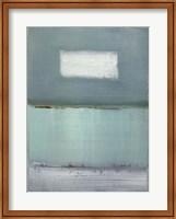 Azure Blue I Fine Art Print
