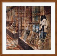 Collectibles Fine Art Print