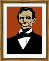 Civil War Era President Abraham Lincoln Fine Art Print