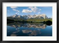 Lower Kananaskis Lake, Peter Lougheed Park, Alberta Fine Art Print