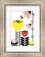 Nordic Flowers II Fine Art Print