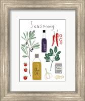 Seasoning Fine Art Print