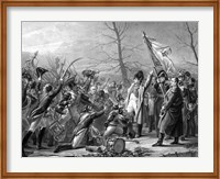 Return of Napoleon from Elba Fine Art Print