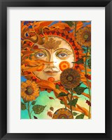 Autumn Sun Fine Art Print