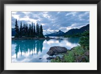 Battleship Islands, Garibaldi Lake, British Columbia Fine Art Print