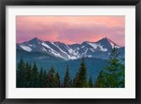 Cascade Range, Manning Park, British Columbia Fine Art Print