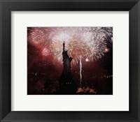 The Statue of Liberty Fine Art Print