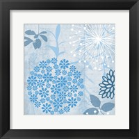 Transitional Floral 1 Fine Art Print