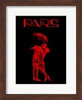 Paris Magazine II Fine Art Print