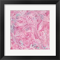 Blooms in The Pink 1 Fine Art Print
