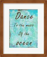 Ocean Music Fine Art Print