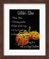 Witch's Stew Fine Art Print