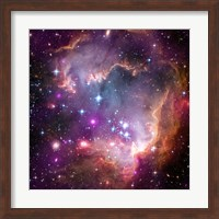 """Taken Under the """"Wing"""" of the Small Magellanic Cloud Fine Art Print"""
