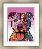 Cherish The Pitbull Fine Art Print