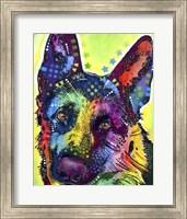 German Shepherd 1 Fine Art Print