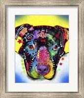 Otter Pitbull Fine Art Print